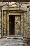 Gates of Sangla Fort Royalty Free Stock Image