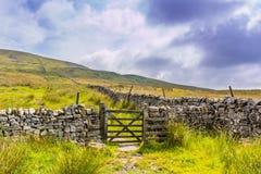 Gates to unlock Stock Images