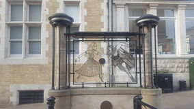 Gates in Windsor Stock Photos