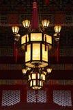 gatetower lampion Tiananmen Obrazy Stock
