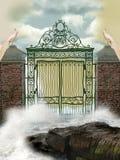 Gateway illustrazione vettoriale