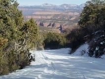 Gateway aan Colorado royalty-vrije stock afbeeldingen