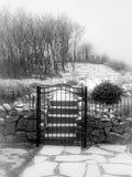 Gateway aan het Bos stock afbeeldingen
