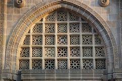 Gateway aan het detail van India Royalty-vrije Stock Afbeeldingen