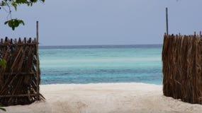 Gateway al océano Imagen de archivo