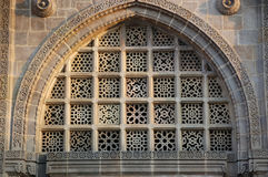 Gateway al particolare dell'India Immagini Stock Libere da Diritti