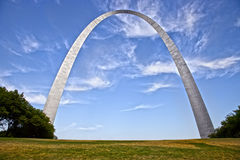 Gateway arch Royalty Free Stock Photography
