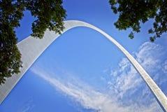 Gateway arch Stock Image
