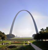 Gateway Arch royalty free stock photos