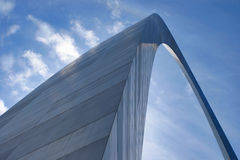 Gateway Arch Detail Stock Images