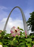 Gateway Arch J Royalty Free Stock Images