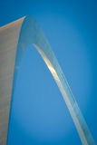 The Gateway Arch Stock Photo