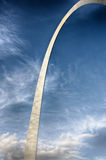 Gateway arch Royalty Free Stock Images