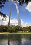 Gateway Arch - St. Louis - Missouri - USA Royalty Free Stock Photos