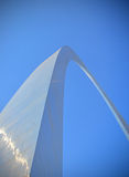 Gateway Arch. The Gateway Arch in St. Louis, MO Stock Images