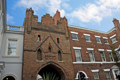 Gateway in Beverley royalty-vrije stock foto
