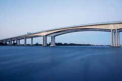 Gateway Bridge Motorway Royalty Free Stock Images