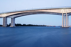 Gateway Bridge Motorway Stock Photos