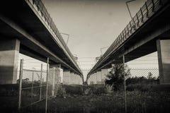 Gateway Bridge Motorway Royalty Free Stock Photography