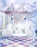 Gateway a cielo Fotografia Stock Libera da Diritti