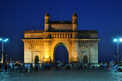 Gateway de India Fotografia de Stock