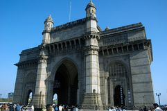 Gateway de india, mumbai, india Foto de Stock