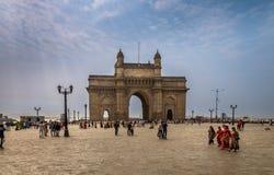 Gateway de la India en Mumbai fotos de archivo