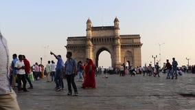 Gateway de la India, Mumbai metrajes