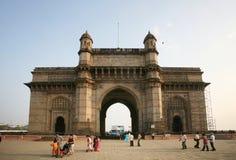 Gateway de la India, Mumbai, la India Foto de archivo