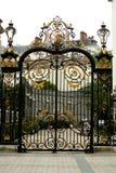 Gateway decorativo Fotografia de Stock Royalty Free