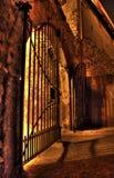 Gateway del castello fotografie stock libere da diritti