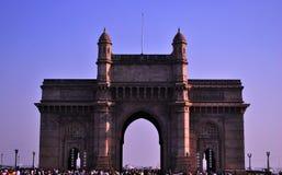 Gateway dell'India Fotografie Stock Libere da Diritti