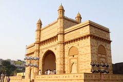 Gateway dell'India Fotografia Stock Libera da Diritti