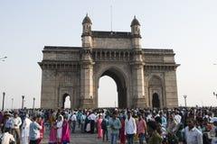 Gateway dell'India, Mumbai Immagini Stock