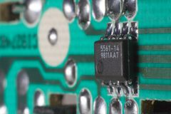 Gateway di informazioni Fotografie Stock