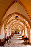 Gateway do monastério Imagens de Stock Royalty Free