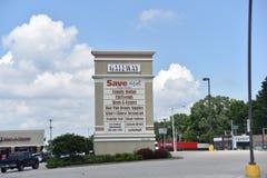 Gateway het Winkelen Plein Memphis, TN royalty-vrije stock foto's