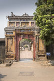 Gateway Imperial Palace Hue Royalty Free Stock Photography