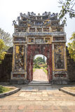 Gateway Imperial Palace Hue Royalty Free Stock Photo