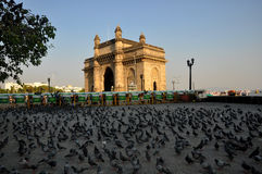 Gateway of India stock photography