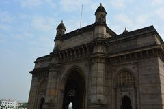 Gateway of India Mumbai Royalty Free Stock Photo