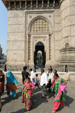 Gateway of India at Mumbai, India Stock Photography
