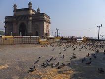 The Gateway of India in Mumbai, India Royalty Free Stock Photo