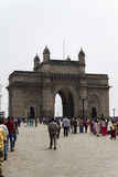 Gateway of India in Mumbai, India Stock Photography