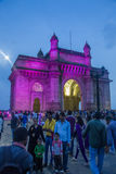 Gateway of India in Mumbai, India Stock Photos