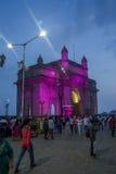 Gateway of India in Mumbai, India Stock Images