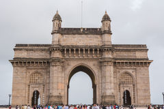Gateway Of India in Mumbai Royalty Free Stock Photos