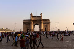 Gateway of India, Mumbai Royalty Free Stock Image