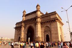 Gateway of India, Mumbai Stock Photo
