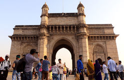 Gateway of India, Mumbai Stock Photos
